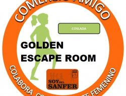GOLDEN ESCAPE ROOM